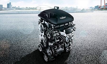 Chery Tiggo 2 Двигатель